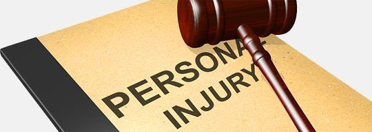Personal injury legal service