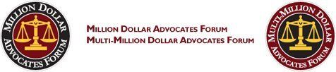 Million Dollar  Advocates Forum, Multi-Million Dollar Advocates Forum