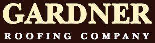Gardner Roofing Company - Logo