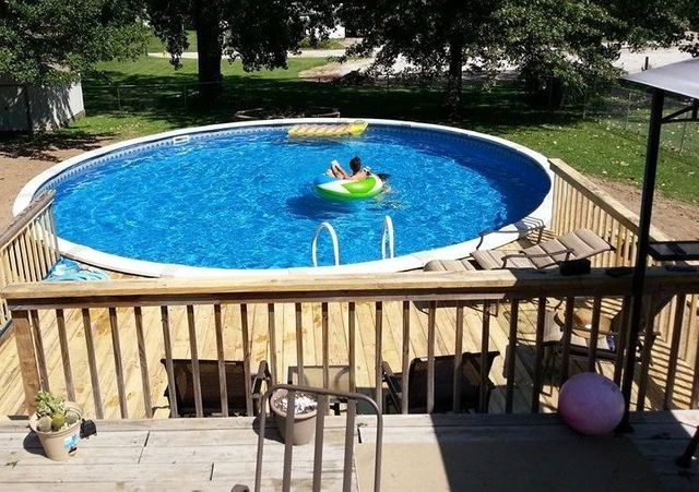 Above Ground Pools Sales And Accessories Kansas City Mo