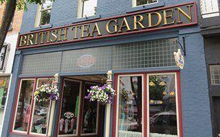 British Tea Garden