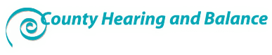 County Hearing and Balance - Logo