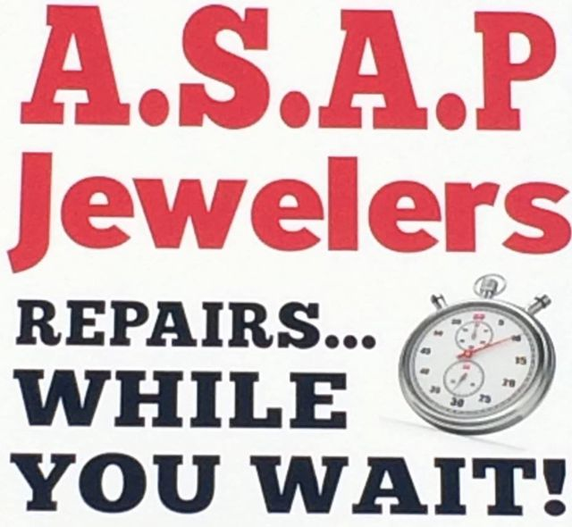 ASAP Jewelers - Logo