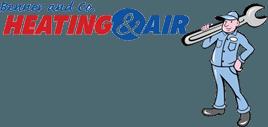 Benner & Co, Heating & Air - Logo