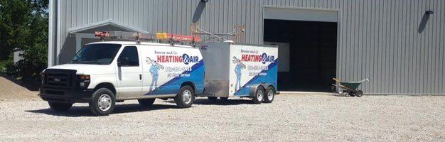 Company's truck