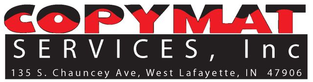 Copymat Services Inc-Logo