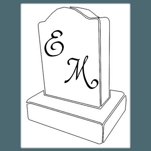 Everlasting Memorials Granite and Bronze Company - Logo