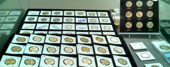 Coin and Currency Albums | Coin Tubes | Palm Springs, CA