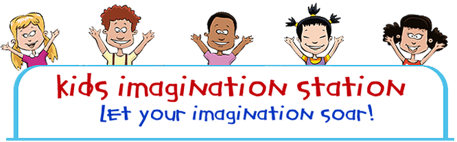 Kids Imagination Station - Logo