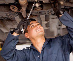 Auto Part repairing