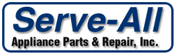 Serve All Appliance Parts & Repair Inc - Logo