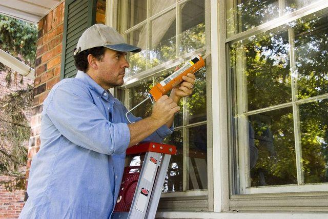 Handyman Services Exterior Caulking Falls Church Va