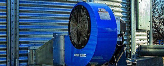 Grain Bin Fan | Heaters | Bismarck, ND