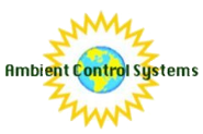 Ambient Control Systems - Logo