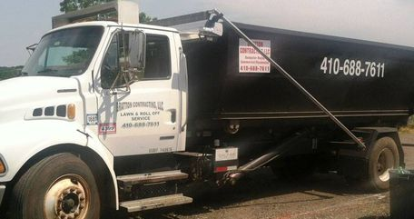 Bratton Contracting Llc Lawn And Roll Off Service Havre De