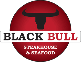 Black Bull Steakhouse & Seafood - Logo