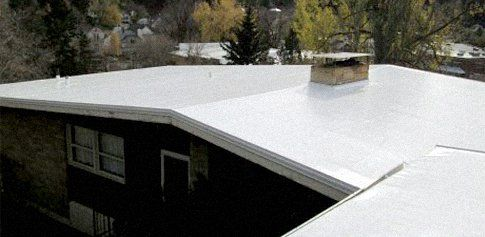 Low Slope Roof Repairs Flat Roof Installation Rapid City