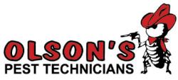 Olson's Pest Technicians - Logo