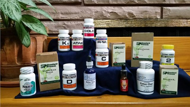 Vitamins Primary Care Chiro