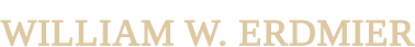 Law Offices of William W. Erdmier - Logo