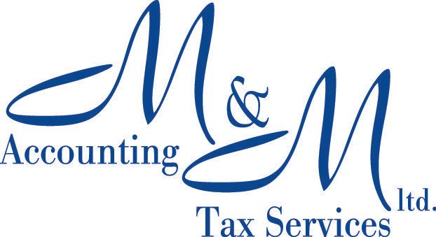 M & M Accounting & Tax Services Ltd - logo