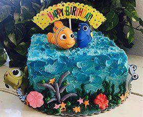 Fantastic Custom Cakes By Kitchen Cafe Bakery Reno Nv Birthday Cards Printable Opercafe Filternl