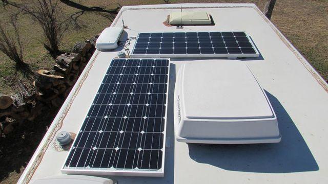Rv Solar Panels Rv Solar Panel Installation Tigard Or