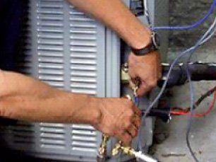 HVAC repairing