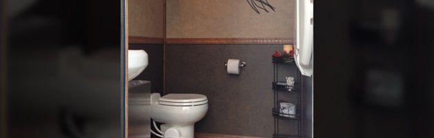 Luxury Restrooms