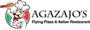 Agazajo's Flying Pizza & Italian Restaurant - Logo