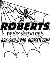 Roberts Pest Control LLC - Logo