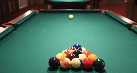 Pool Table Balls Scattered Ace Pool Table Service...