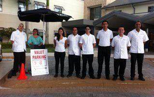 valet staff