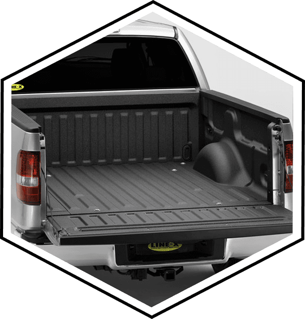 under rail liner bed mpn rugged truck