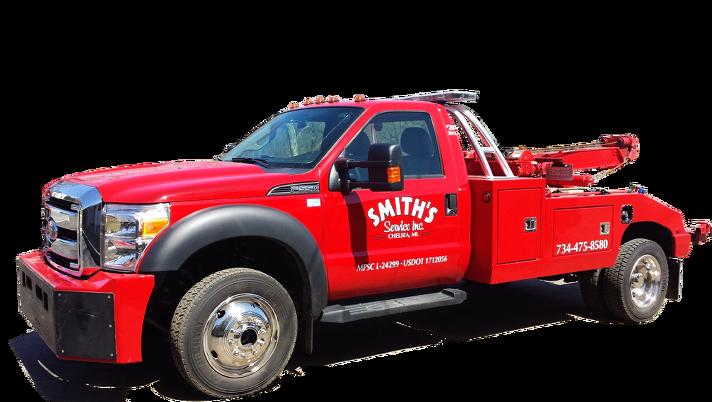Smith's Service Inc  | Towing Services | Dexter, MI