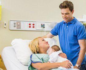 Newborn care,