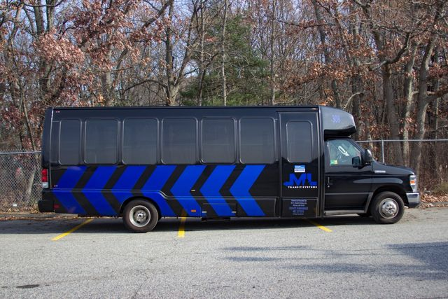 M & L Transit Systems Inc | Group Transportation | Woburn MA