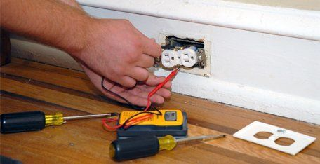 Electric Socket Repairs