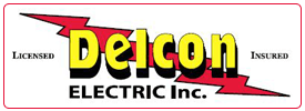 Delcon Electric Inc - Logo