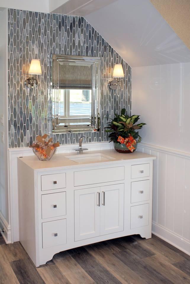 Marble & Granite Fabricators Bathroom Gallery | Trenton, NJ