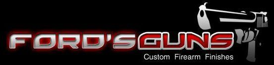 Ford's Custom Gun Refinishing-Logo