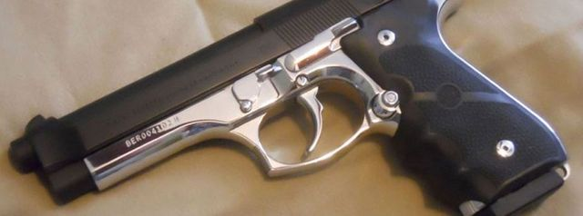 Ford's Custom Gun Refinishing Price Sheet | Crystal River FL