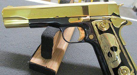 Fords Custom Gun Refinishing Crystal River FL