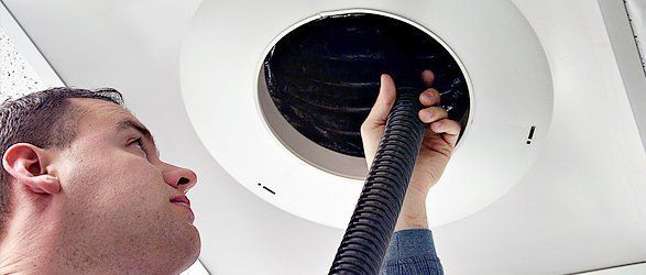 Air system cleaning