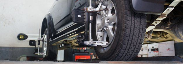Wheel Alignment | Front-End Check | Clearwater, FL