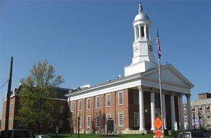 Waynesburg -Greene County Courthouse