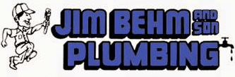 Jim Behm & Son Plumbing Inc - logo