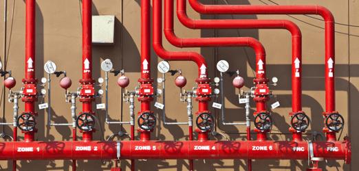 Fire Sprinkler Systems | Inspections | Penns Grove, NJ