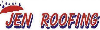 Jen Roofing - Logo