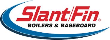 Slantfin - Logo